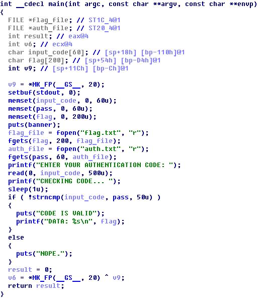 VulnHub: Реверсим всё что можно в DC416 Baffle - 9