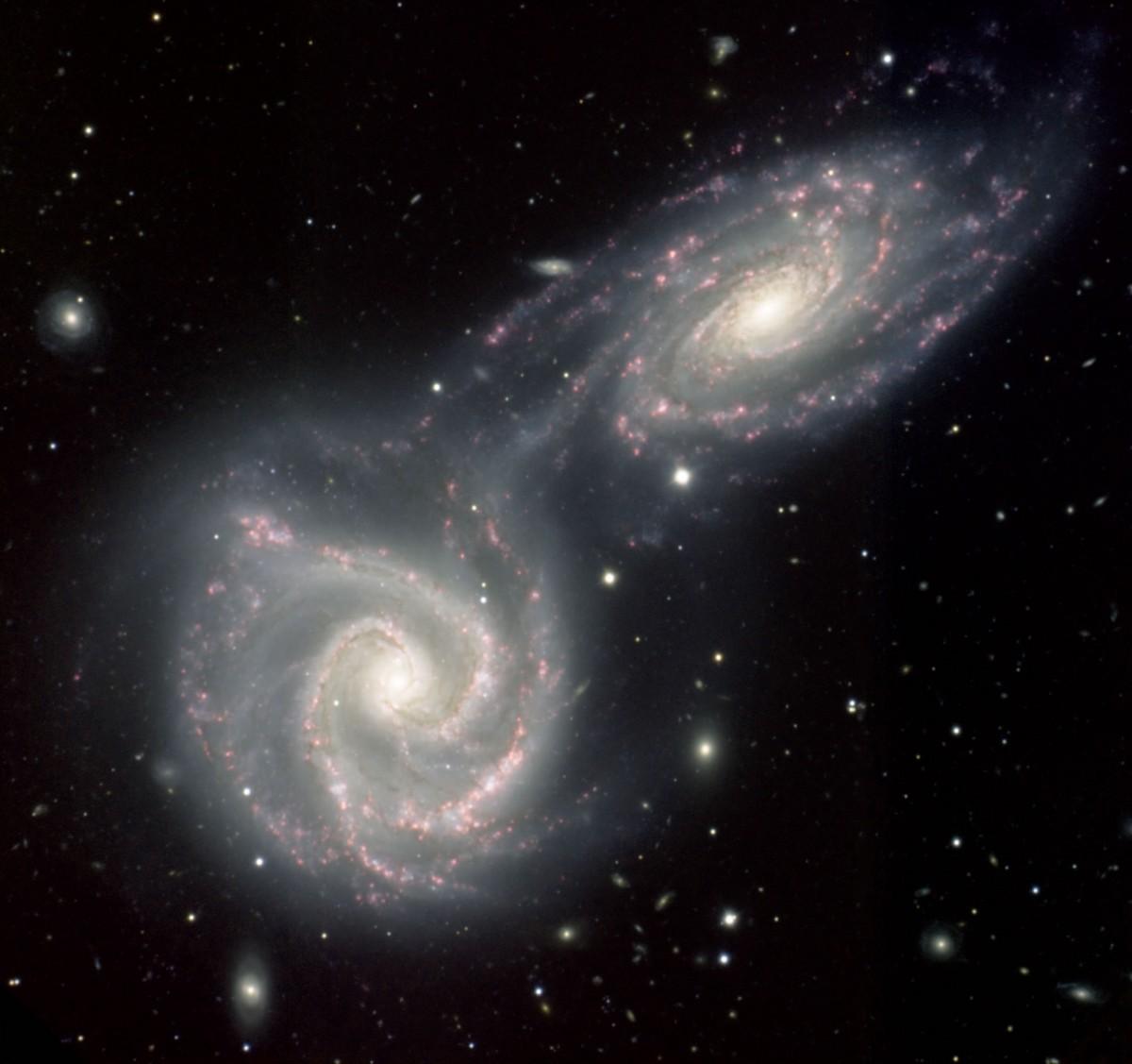 Спросите Итана: почему спиральные галактики так слабо закручены? - 10
