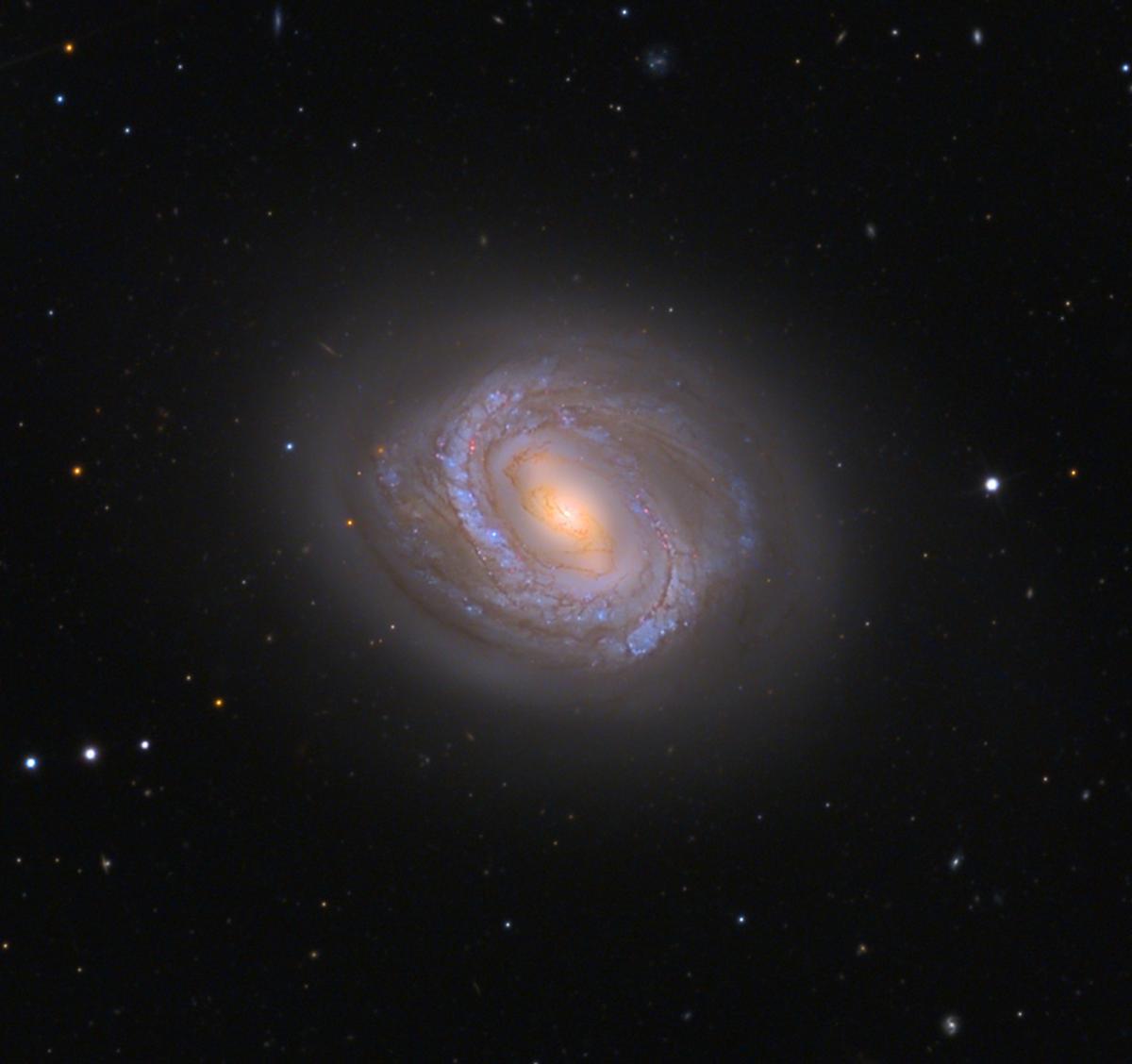 Спросите Итана: почему спиральные галактики так слабо закручены? - 6