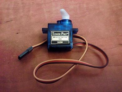 Управление сервоприводом SG90 без микроконтроллера - 1