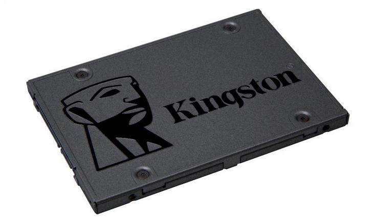 Kingston представила накопители A400