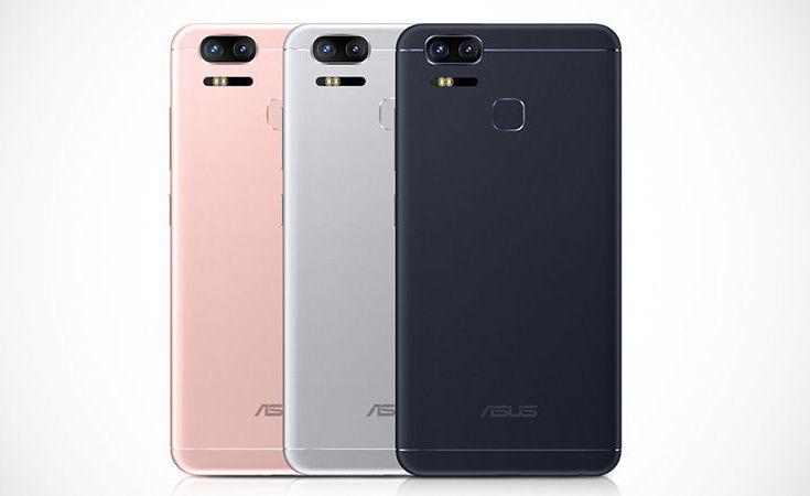 Asus хочет занять 3% рынка смартфонов