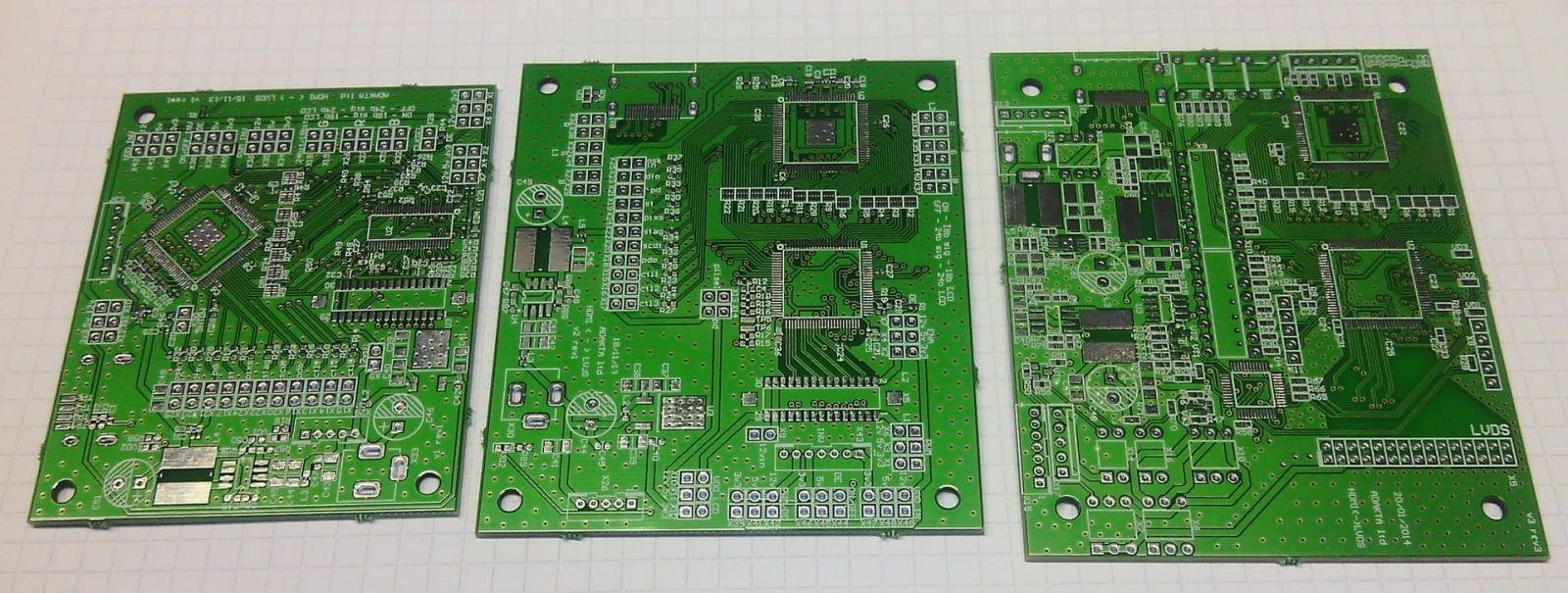 HDMI-LVDS. От макета к релизу - 4