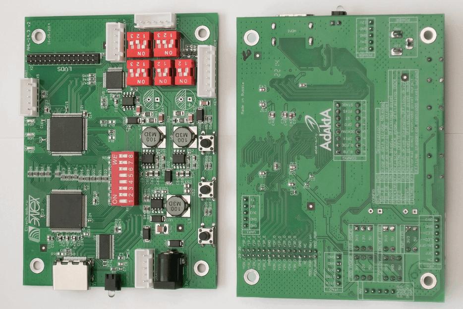 HDMI-LVDS. От макета к релизу - 7
