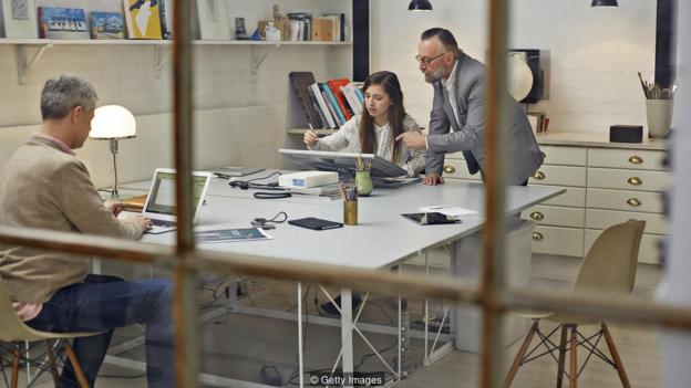 Чем хорош или плох офис открытого типа. Разбор условий - 4