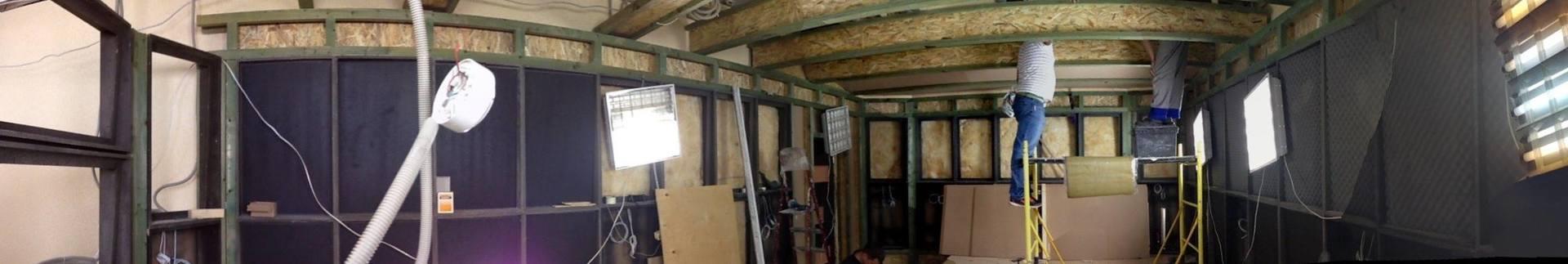 Домашние кинотеатры: Почему мы решили построить два кинозала в шоуруме Аудиомании - 3