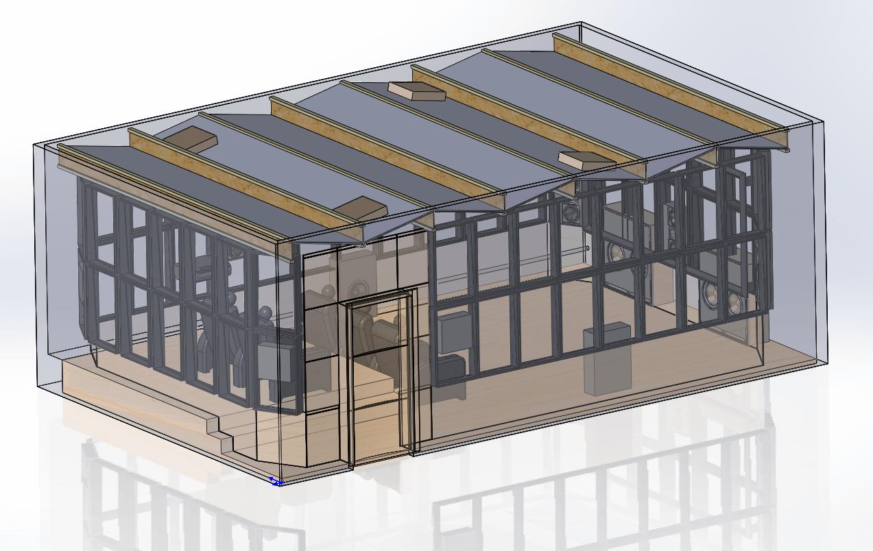 Домашние кинотеатры: Почему мы решили построить два кинозала в шоуруме Аудиомании - 4