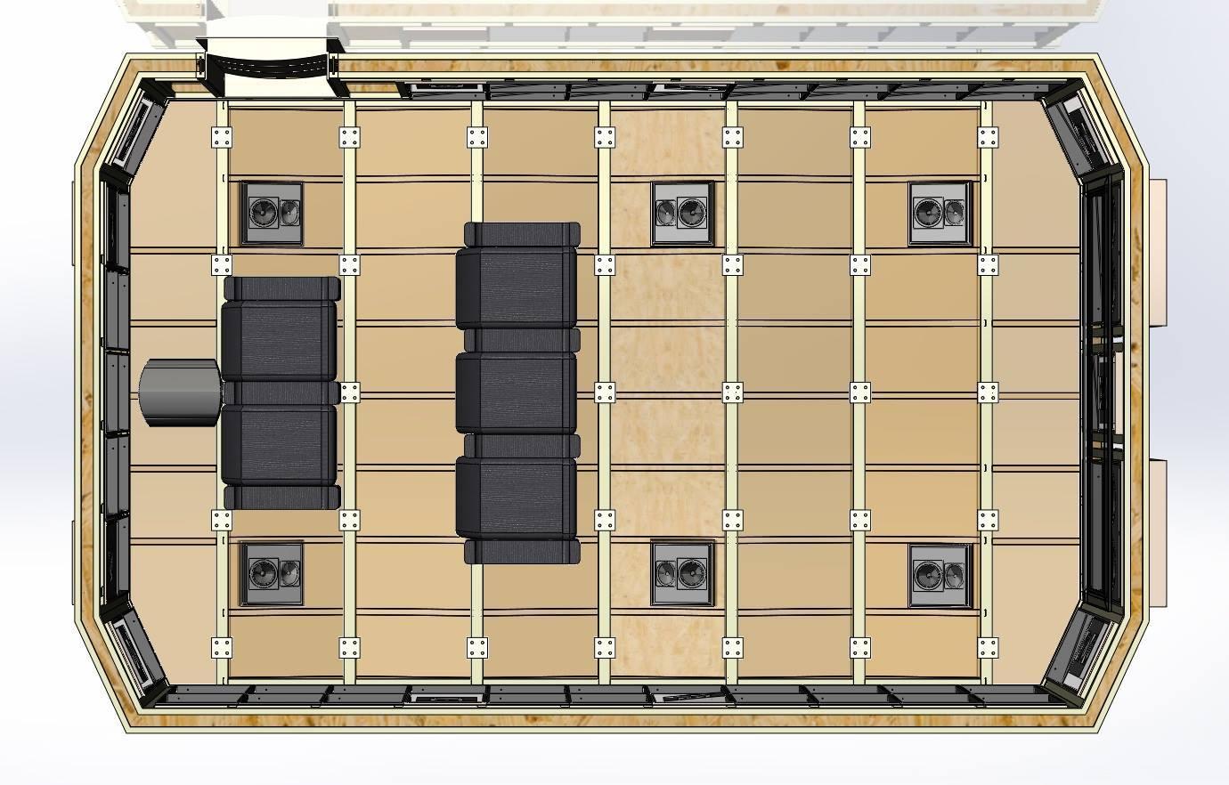 Домашние кинотеатры: Почему мы решили построить два кинозала в шоуруме Аудиомании - 1