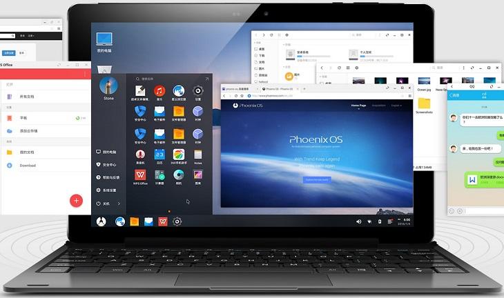 Планшет Onda V10 Pro работает с двумя ОС на базе Android