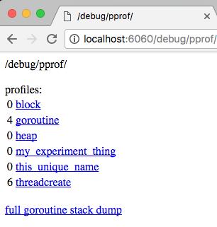 Создание кастомных Go-профилей с помощью pprof. Запоминаем стеки - 2