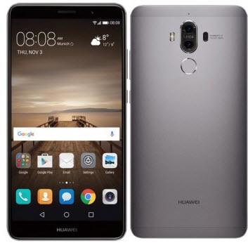 В продаже появился смартфон Huawei Mate 9 с 6 ГБ ОЗУ