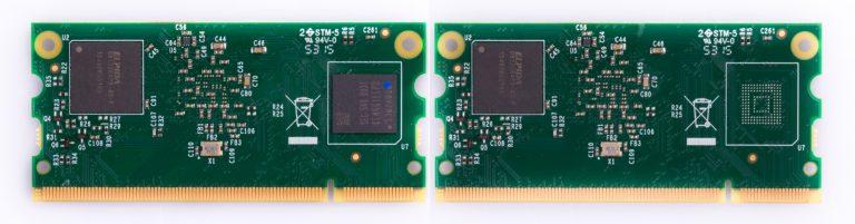 Вышел Raspberry Pi Compute Module 3 с вдесятеро большей производительностью - 3