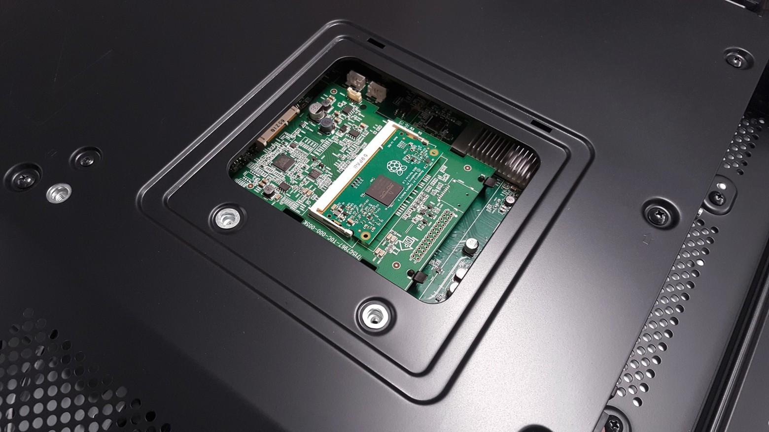 Вышел Raspberry Pi Compute Module 3 с вдесятеро большей производительностью - 4