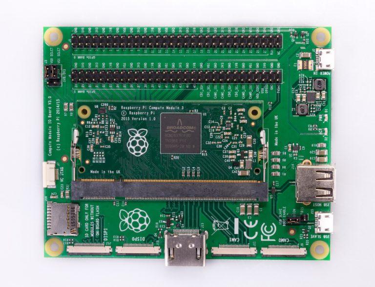 Вышел Raspberry Pi Compute Module 3 с вдесятеро большей производительностью - 6