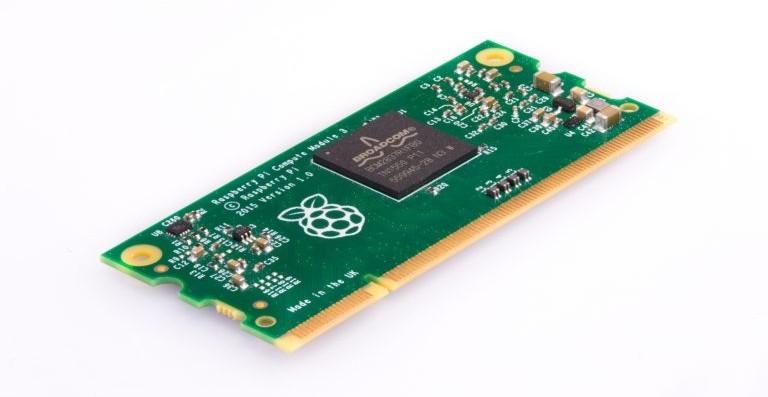Вышел Raspberry Pi Compute Module 3 с вдесятеро большей производительностью - 1