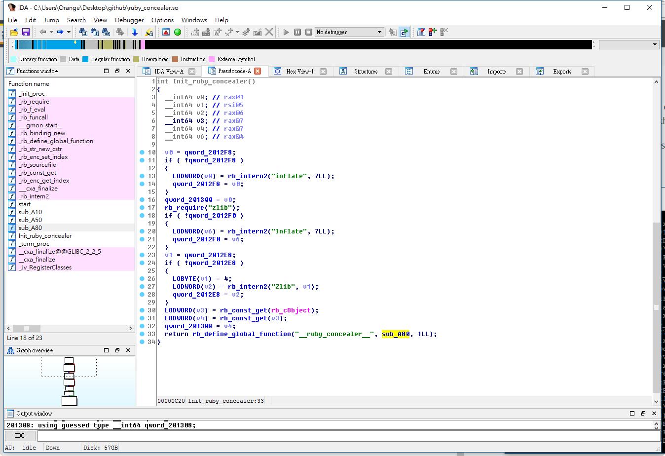 SQL инъекция в GitHub Enterprise - 5