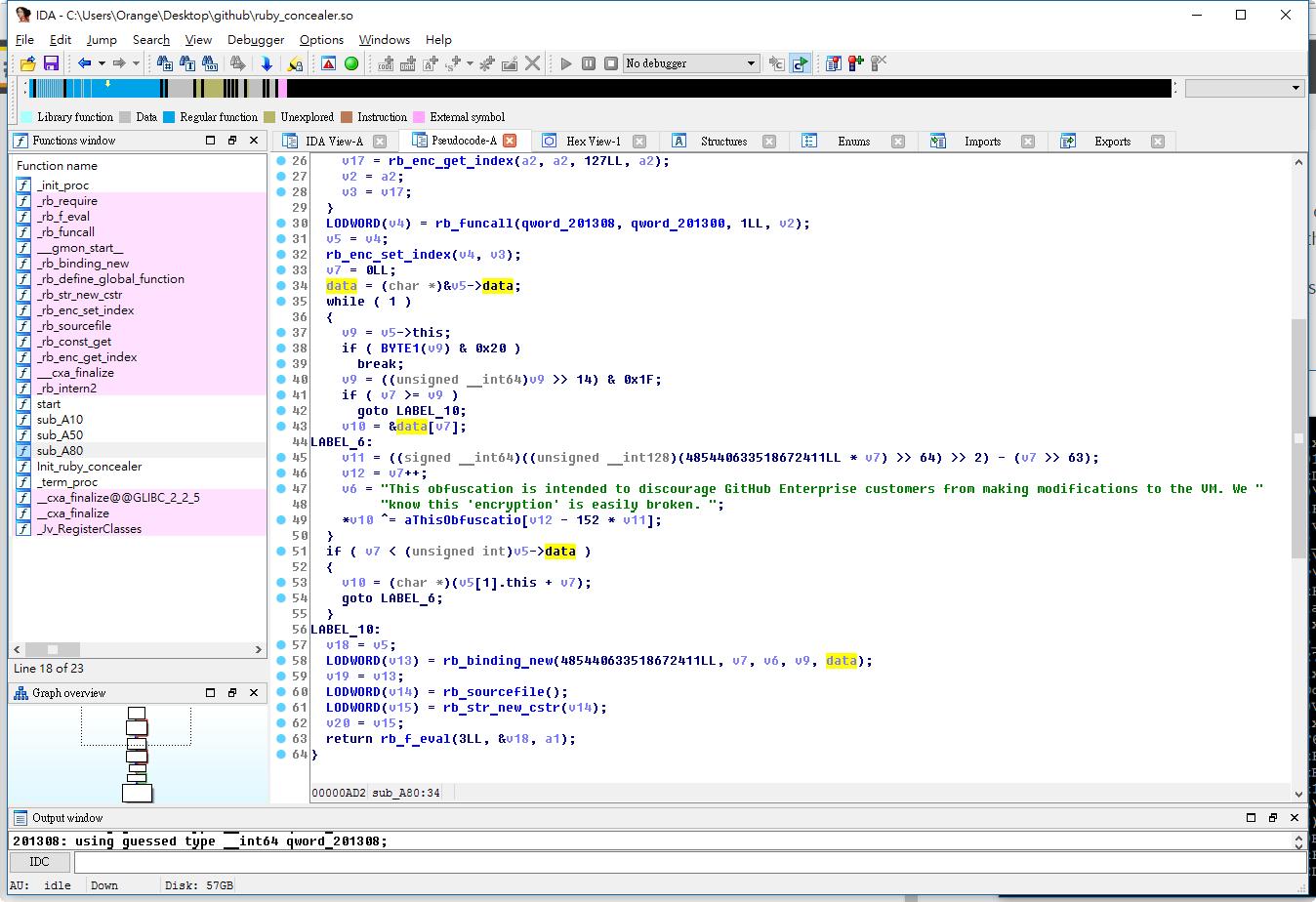 SQL инъекция в GitHub Enterprise - 6