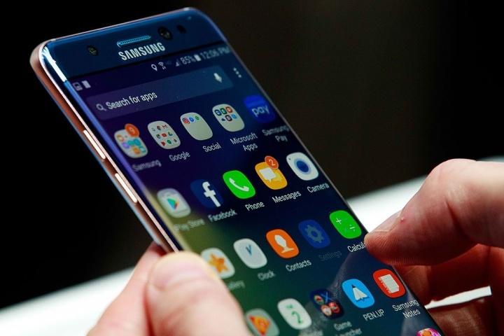 Стало известно, какие аппараты Samsung получат Android 7.0