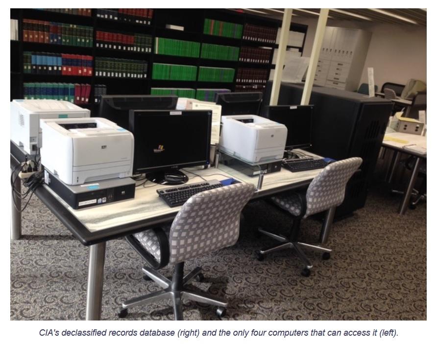 Более 13 млн рассекреченных документов ЦРУ в онлайне: полнотекстовый поиск - 1