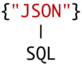 json-pipe-sql