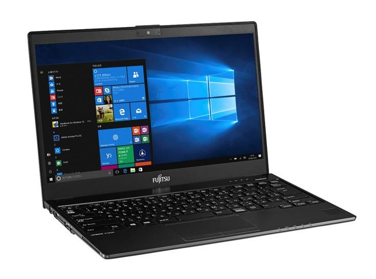 Fujitsu LifeBook U937/P и LifeBook UH75/B1 — очень лёгкие ноутбуки с 13-дюймовыми экранами
