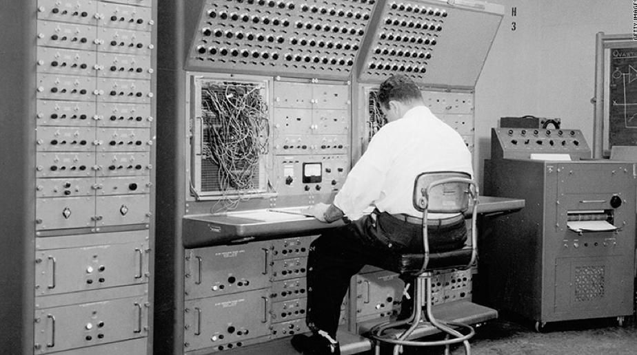 Старикам здесь вполне ещё место: забытые ИT-технологии в строю - 5