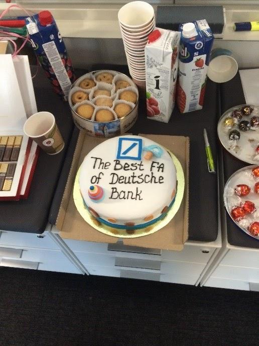 Я работаю в ТехЦентре Дойче Банка - 3