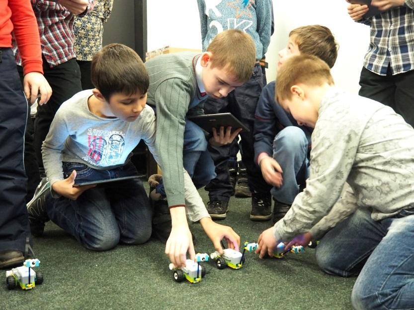 LEGO Education WeDo 2.0 и EV3: часто задаваемые вопросы - 3