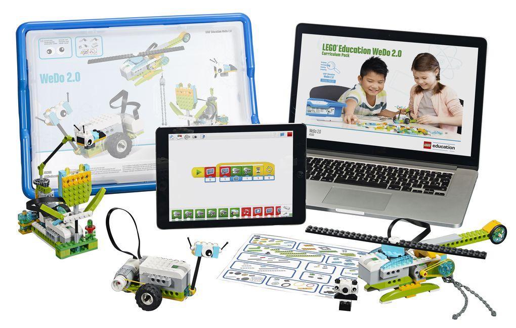 LEGO Education WeDo 2.0 и EV3: часто задаваемые вопросы - 5