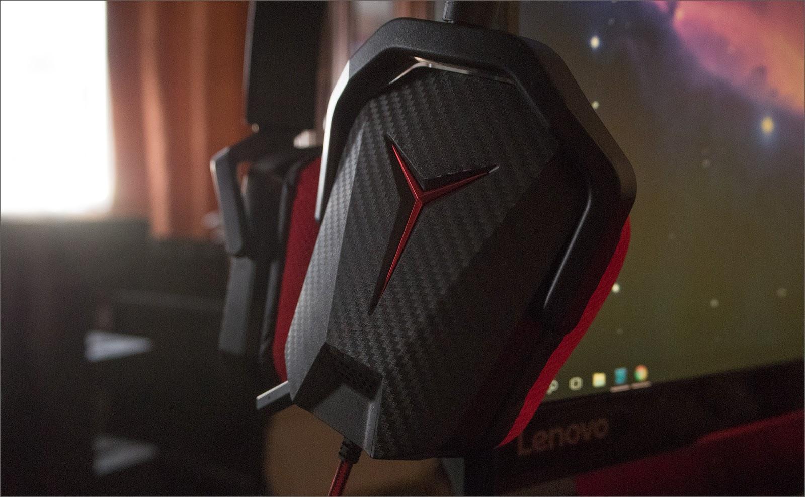 Lenovo Ideacentre AIO Y910: идеальный кокпит для геймера - 27