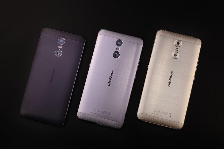 Смартфон Ulefone Gemini основан на четырехъядерной SoC MediaTek