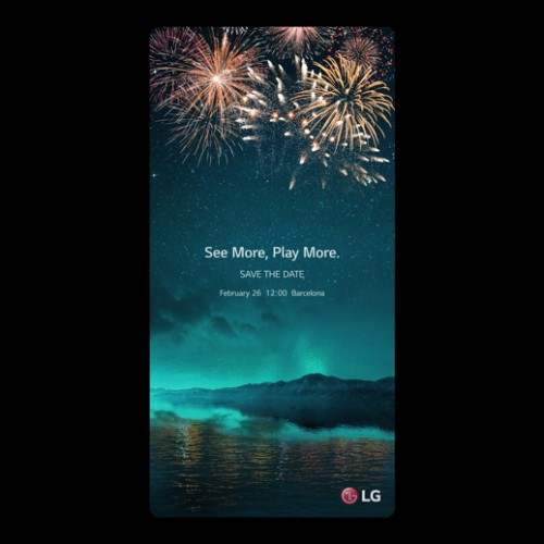 Анонс смартфона LG G6 назначен на 26 февраля 2017