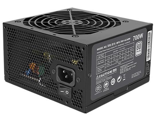 Блоки питания Cooler Master MasterWatt не рассчитаны на эксплуатацию в других сетях