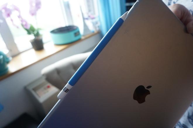 Новый стилус Apple Pencil получит магнит для крепления к планшету