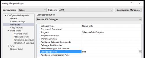 Расширение Visual C++ for Linux Development - 22