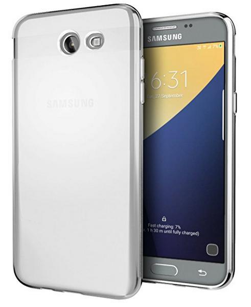 Samsung Galaxy J7 получит фирменную полоску на корпусе