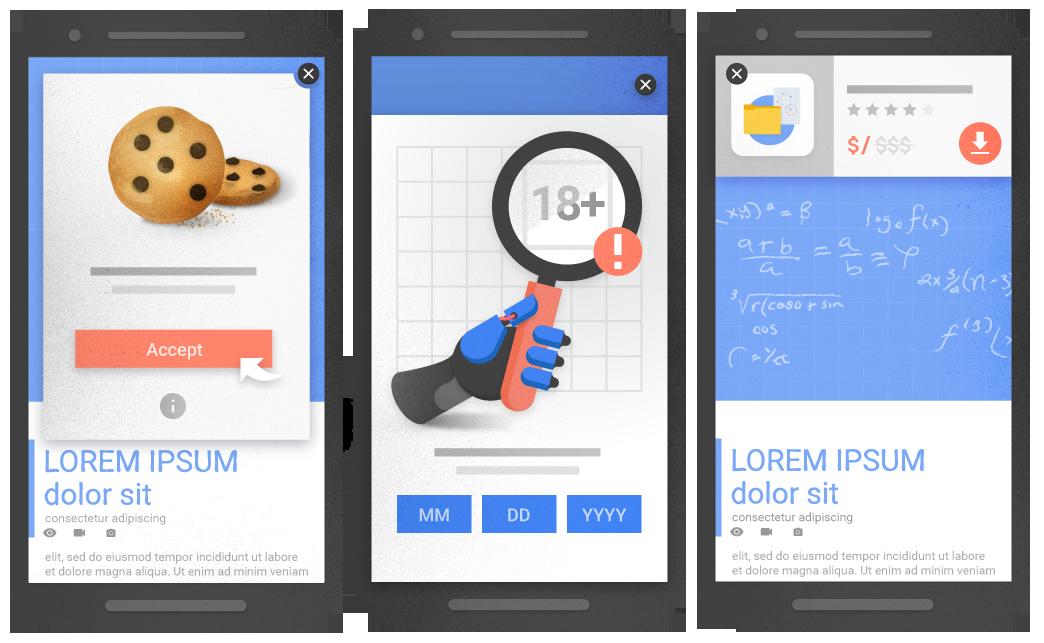 Google опустил в выдаче сайты с полноэкранными мобильными баннерами - 2