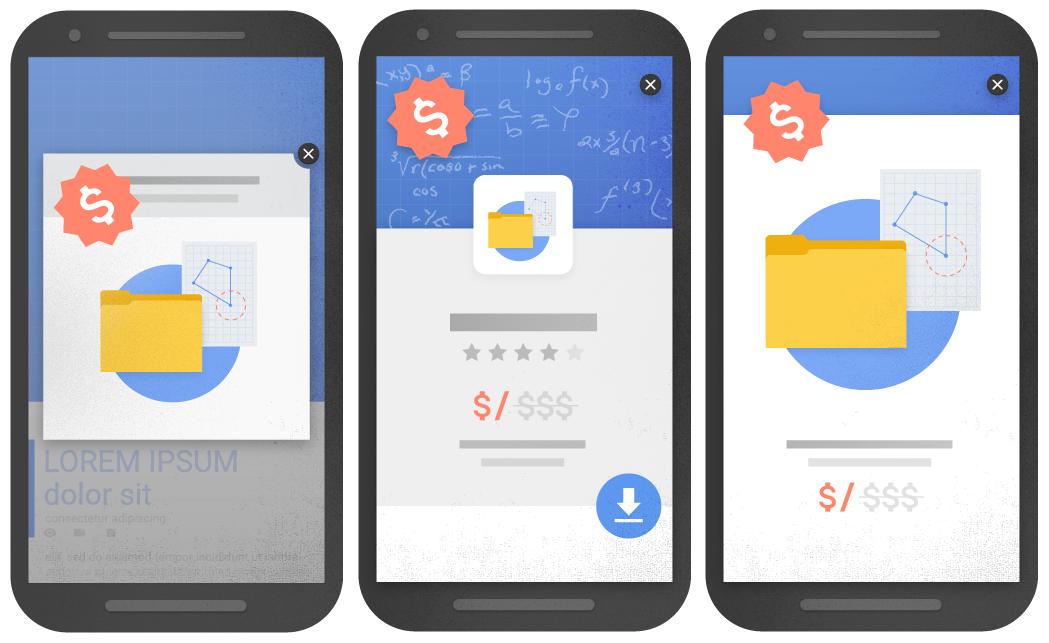 Google опустил в выдаче сайты с полноэкранными мобильными баннерами - 1