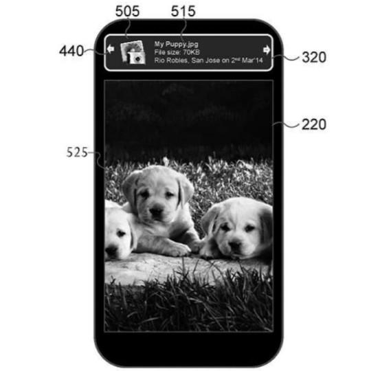 Samsung может выпустить чехол для смартфона с электрофоретическим экраном