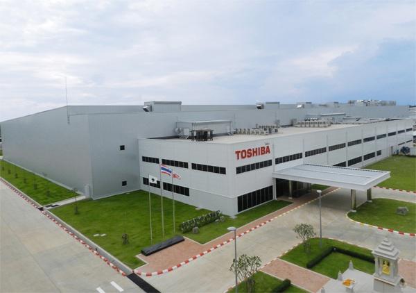 Toshiba может разделить бизнес