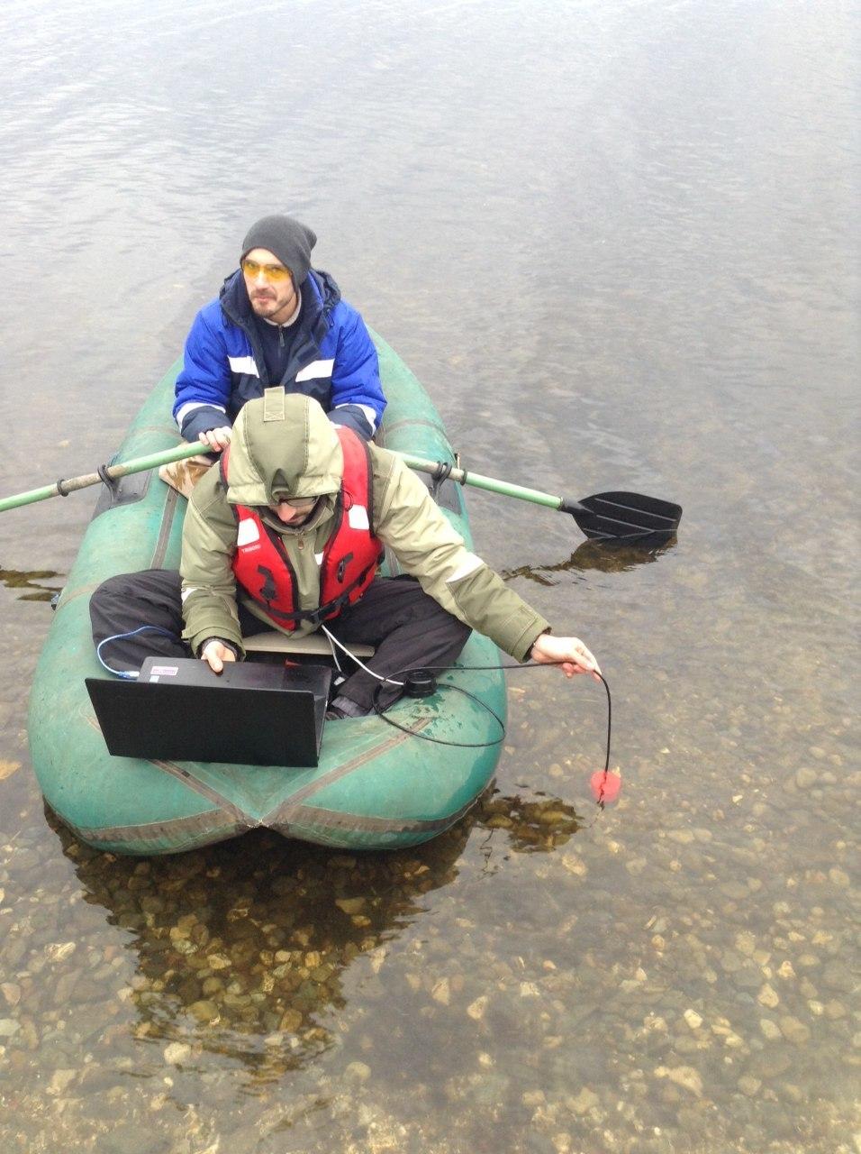 Подводный GPS с нуля за год - 14