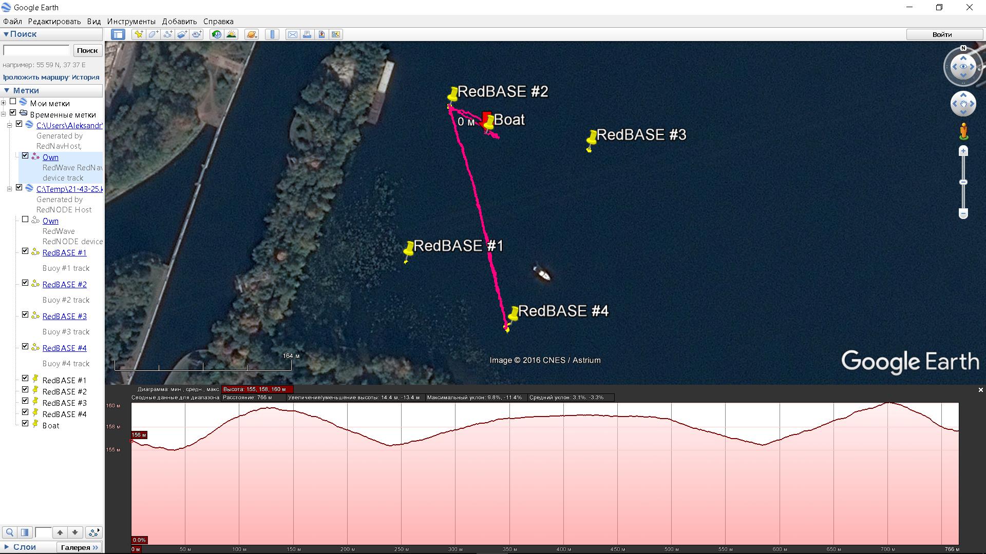 Подводный GPS с нуля за год - 15
