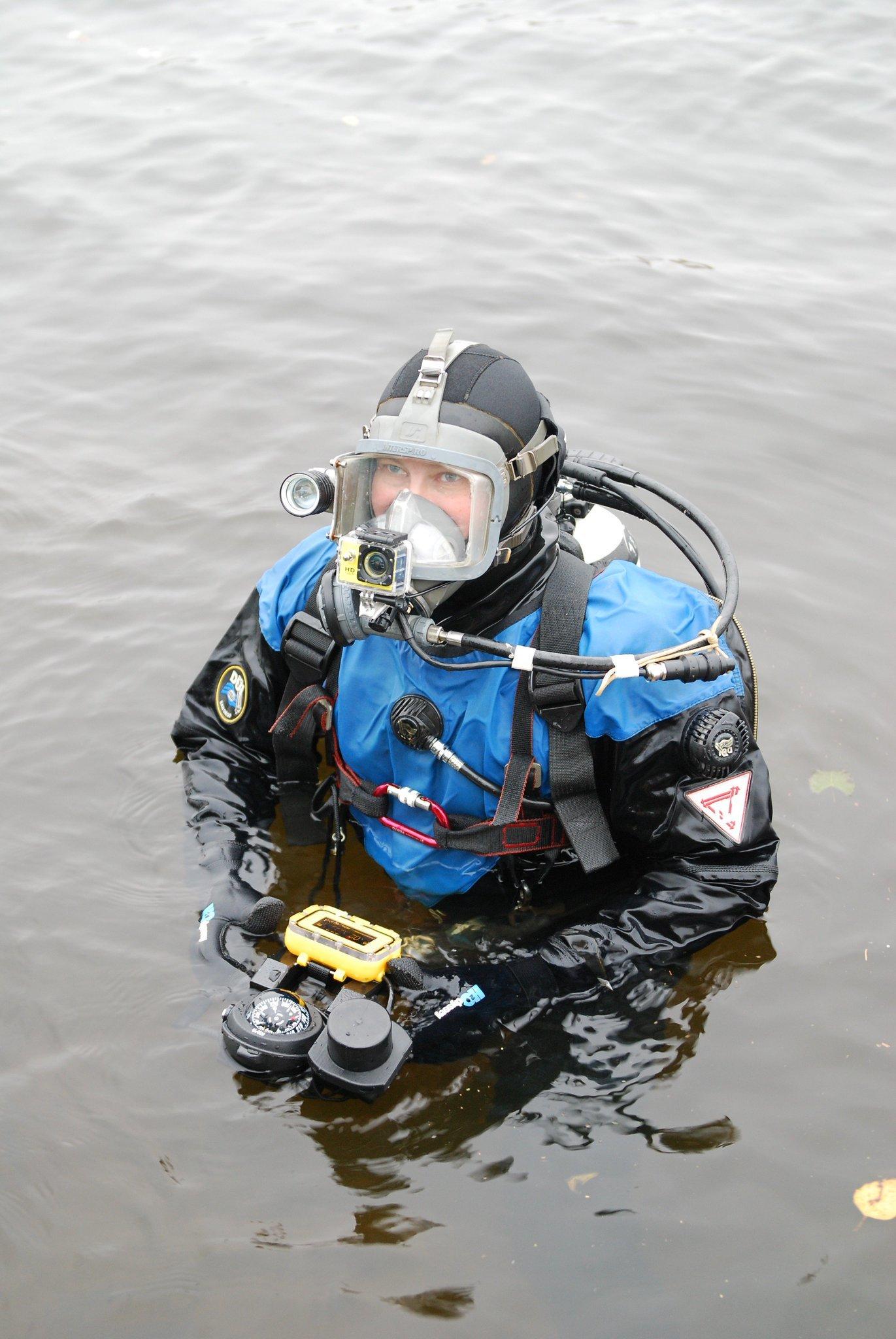 Подводный GPS с нуля за год - 6