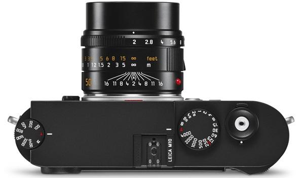Дальномерная полнокадровая камера Leica M10 оценена в $6595 - 3