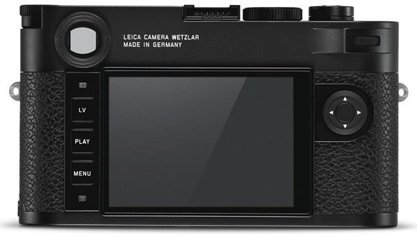 Дальномерная полнокадровая камера Leica M10 оценена в $6595 - 5