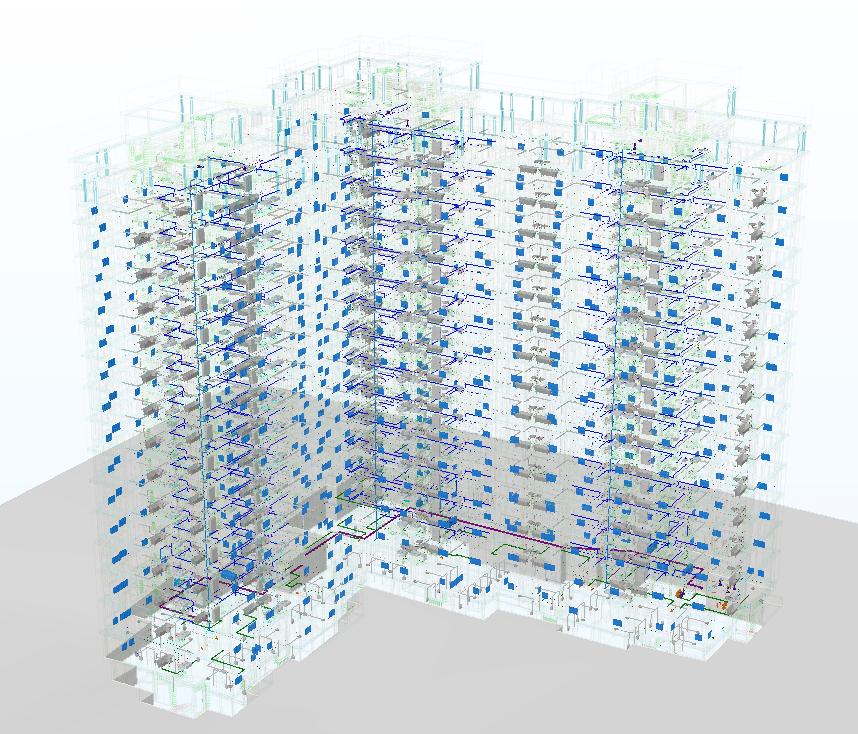 Сводная BIM-модель: практическое занятие по технологии OpenBIM - 3