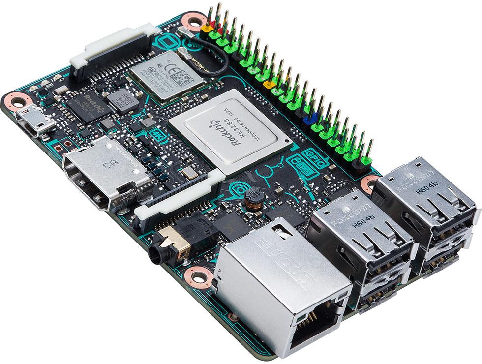 Asus Tinker Board: ещё один конкурент RPi - 8
