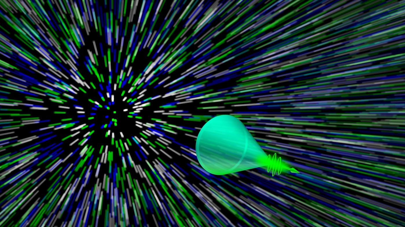 Фотонный конус Маха впервые сняли на видео. На очереди мозг - 3