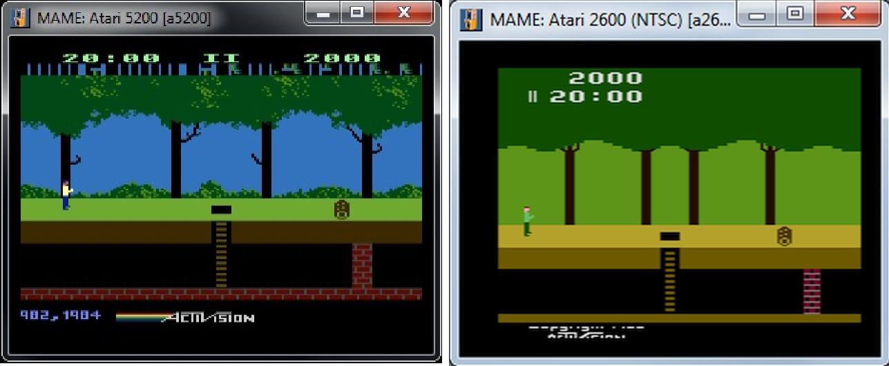 История и обзор Atari 5200 - 10